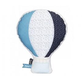 Coussin montgolfière Lazare