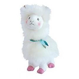 Lama blanc 20 cm