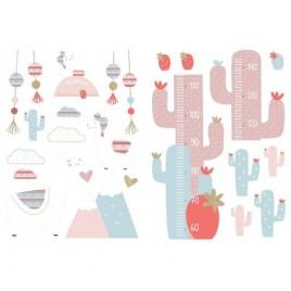 Stickers muraux Mila