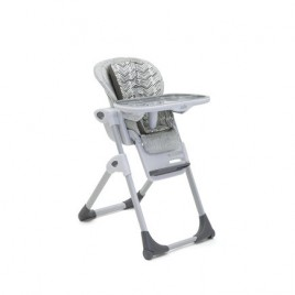 Chaise haute Mimzy LX abstract arrows