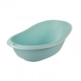 Baignoire ergonomique verso bleue