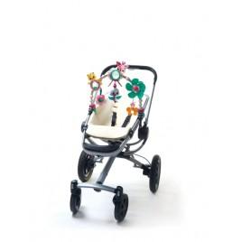 Stroller arch princess