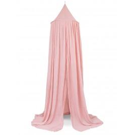 Moustiquaire vintage 245cm blush pink