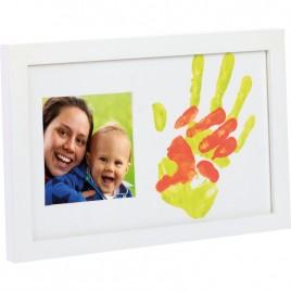 Cadre photo+ main bébé et moi