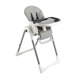 Chaise haute Design dove grey Aubert Concept