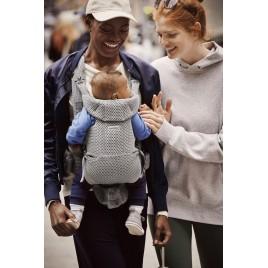 Porte bébé Move gris 3D, mesh