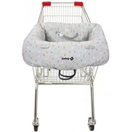 Shopping trolley warmgrey