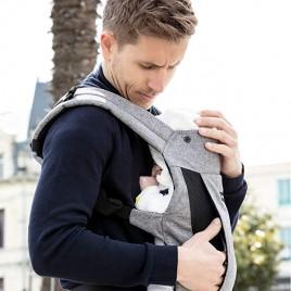 Porte bébé Physionest blackchic