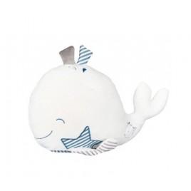 Doudou Blue baleine