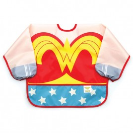Bavoir-tablier Wonder woman