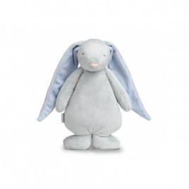Moonie lapin magique gris-bleu