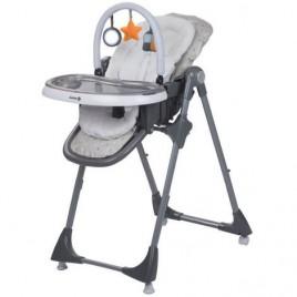 Chaise haute Kiwi 3 en 1 Warmgray