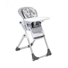 Chaise haute MIMZY 2en1 - Logan
