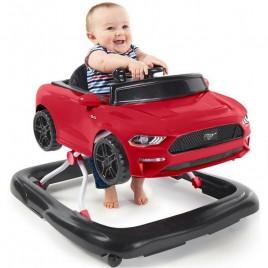 Trotteur 3 en 1 - Ford Mustang Rouge