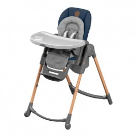 Chaise haute Minla essenblue