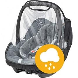 Habillage pluie siège auto bébé