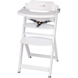 Chaise haute TIMBA blanc
