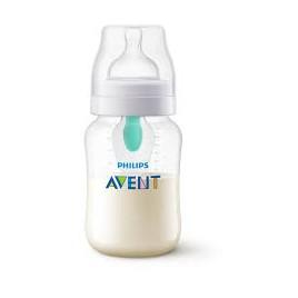 biberon anticolique avec air free vent 125 ml
