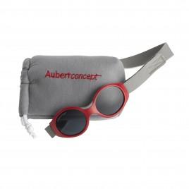 Lunette de soleil baby bandeau rouge S Aubert Concept