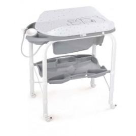 Table à langer/baignoire CAMBIO