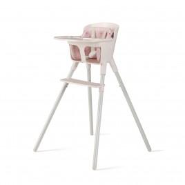 Chaise haute LUYU XL rose