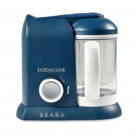 Robot cuiseur 4 en 1 Babycook Solo Navy édition limitée