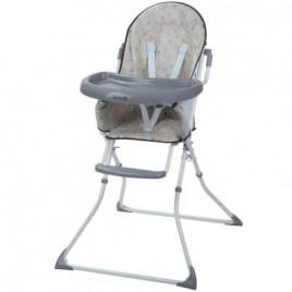 Chaise haute Kanji warm grey