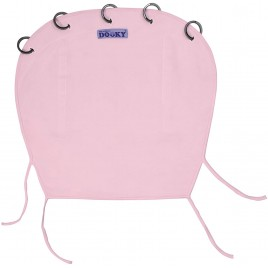 Protection solaire Hoody rose clair