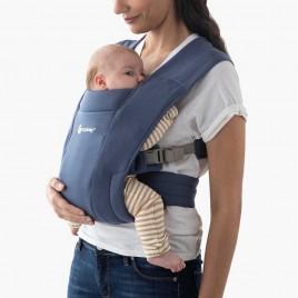 Porte bébé EMBRACE Bleu