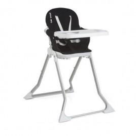 Chaise haute FLAT noir