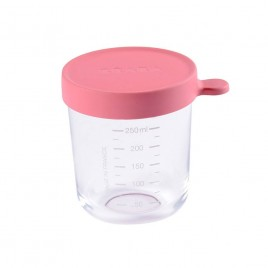 Portion verre 250 ml dark pink
