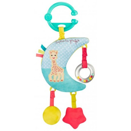 Ma boîte à musique Sophie la girafe