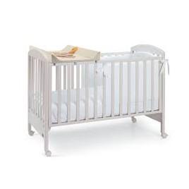 Matelas à langer BABYBLOCK rigide avec fixations pour lit en bois