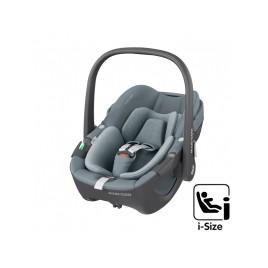 Siège auto gpe 0 PEBBLE 360 essential grey