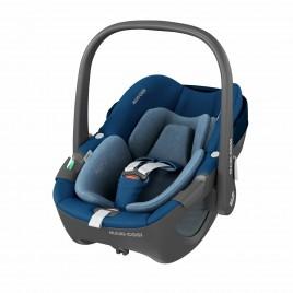 Siège auto gpe 0 PEBBLE 360 essential blue