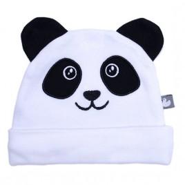 Bonnet doublé pur coton Petit Panda