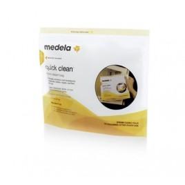 Quick clear- boite de 5 sachets pour 100 stérilisations au micro-onde