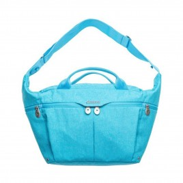 Essentials Bag - Sac nursery - Turquoise