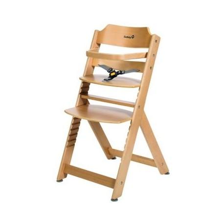 Chaise Haute Timba Basic Naturel