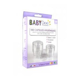 Babydoo capsules hygiéniques jetables