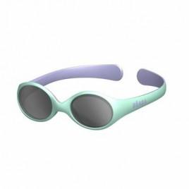 Lunette baby 360 avec verres miroir coloris bleu/gris clair