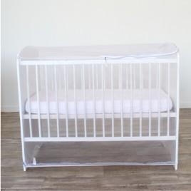 Moustiquaire Adaptable pour lit 60x120 et 70x140 cm