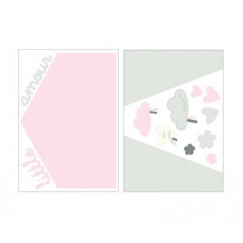 Stickers muraux home Lilibelle