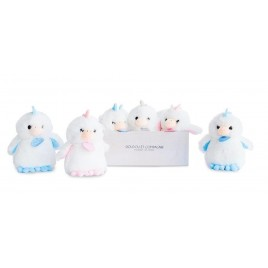Poussins hochet assortis DOUDOU SURPRISE
