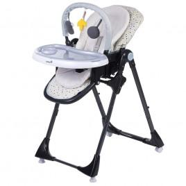 Chaise haute Kiwi 3 en 1 greypatch